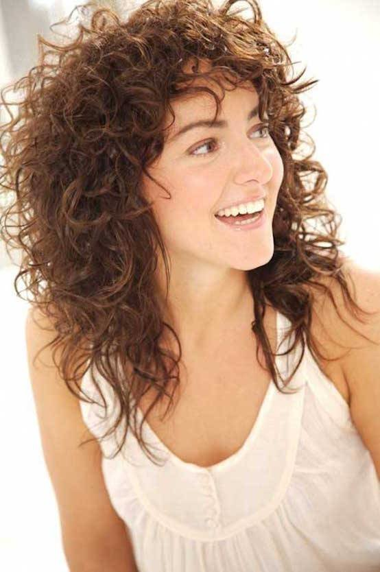 The Best 21 Hairstyles For Girls With Curly Hair Feed Inspiration Pictures