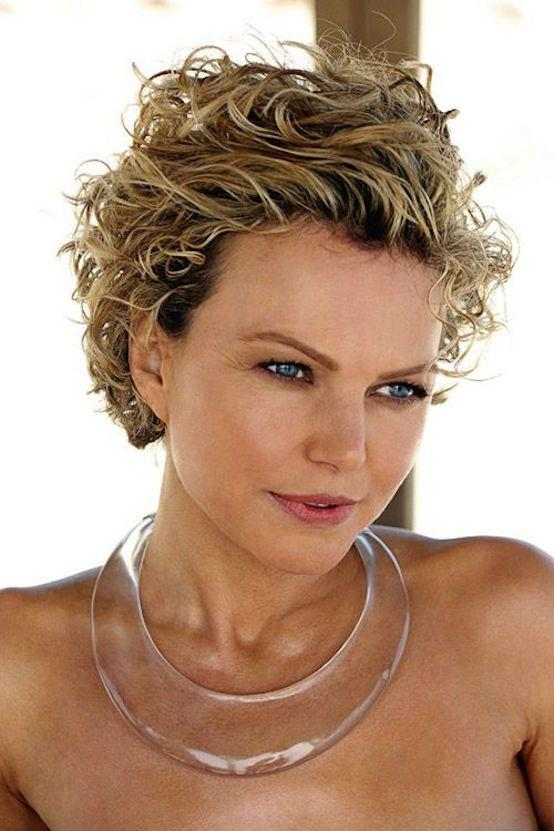 The Best 23 Hairstyles For Short Curly Hair Women Feed Inspiration Pictures