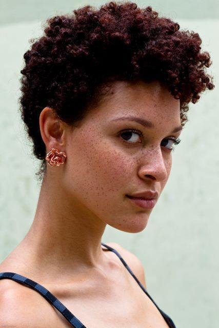 The Best Edgy Tapered Natural Hair Welcome To Nay Danielle Pictures