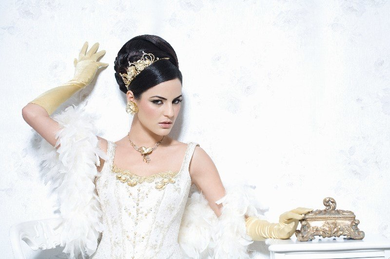 The Best Bridal Hairstyling Course – 3 Days Intensezens Bridal Pictures