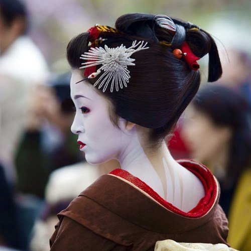 The Best 5 Different Hairstyles Worn By Maiko Apprentice Geisha Pictures