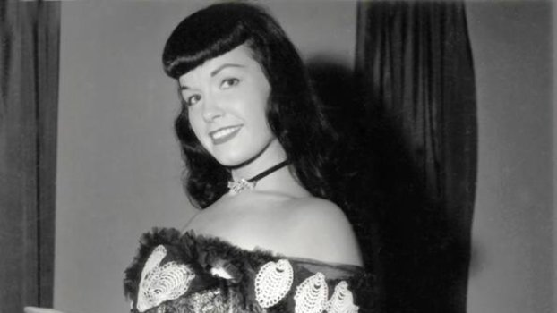 The Best How To Get Bettie Page S Bangs Instyle Com Pictures