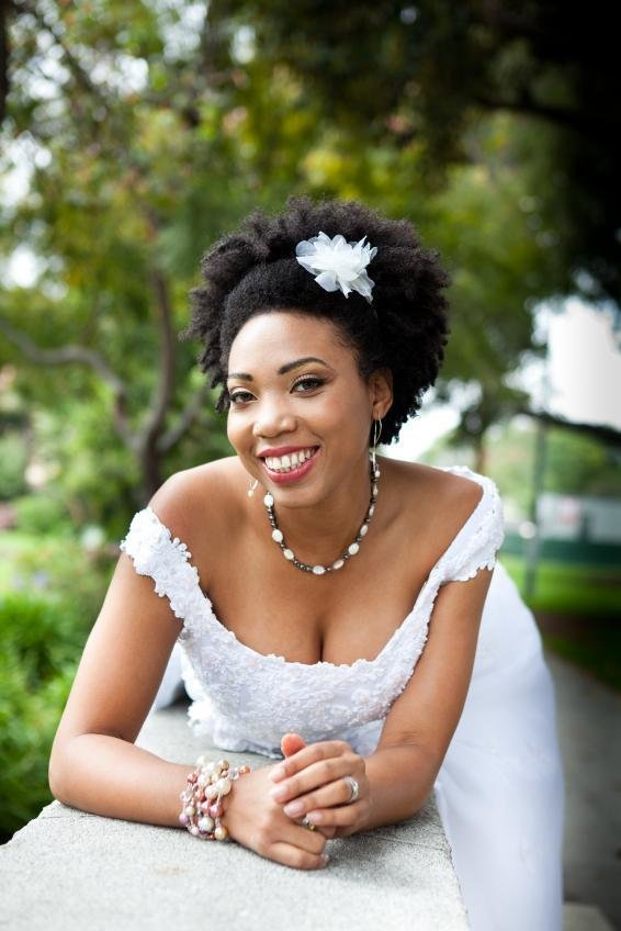 The Best Images Of Wedding Hairstyles For African American Women Pictures