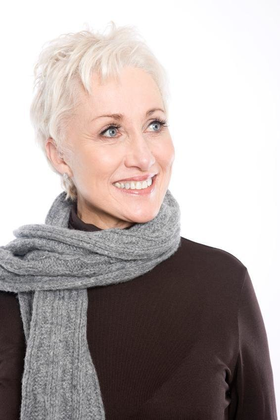 The Best Gallery Of Short Hair Styles For Senior Women Slideshow Pictures