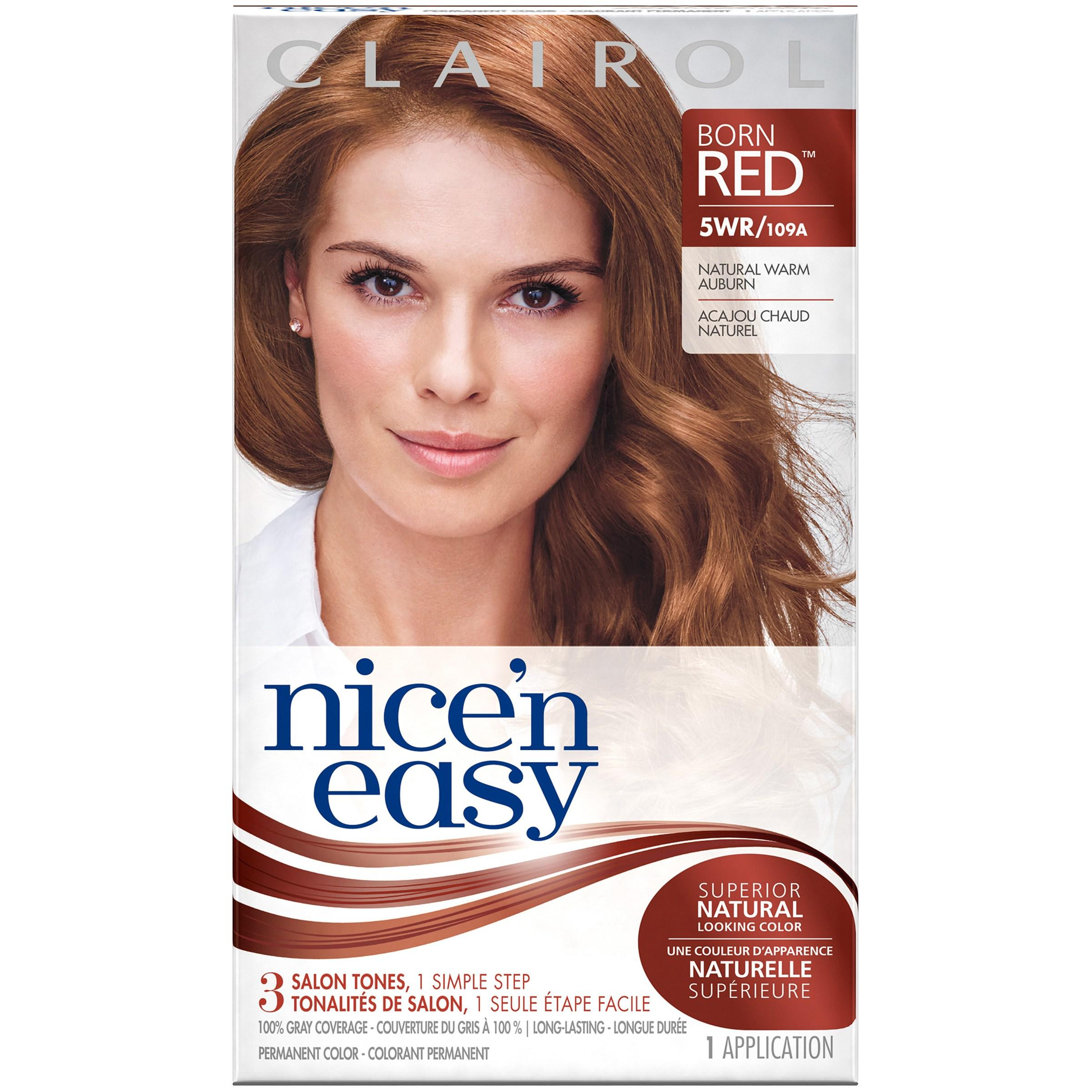 The Best Clairol Nice N Easy Permanent Hair Color Shop Your Way Pictures