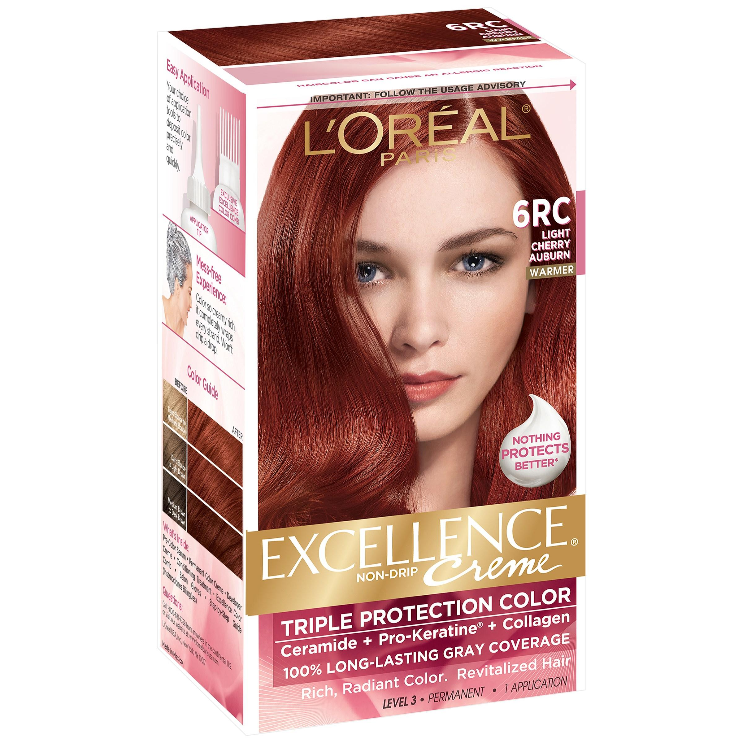 The Best L Oreal Excellence Creme Hair Color Shop Your Way Pictures