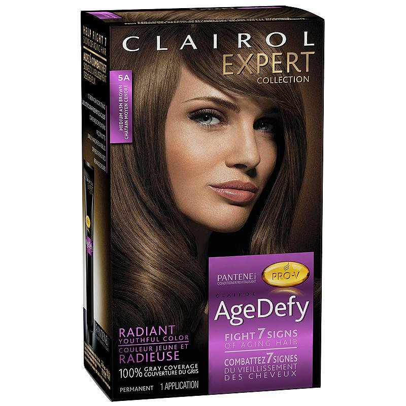 The Best Clairol Age Defy Clairol Age Dye Expert Collection 5A Pictures