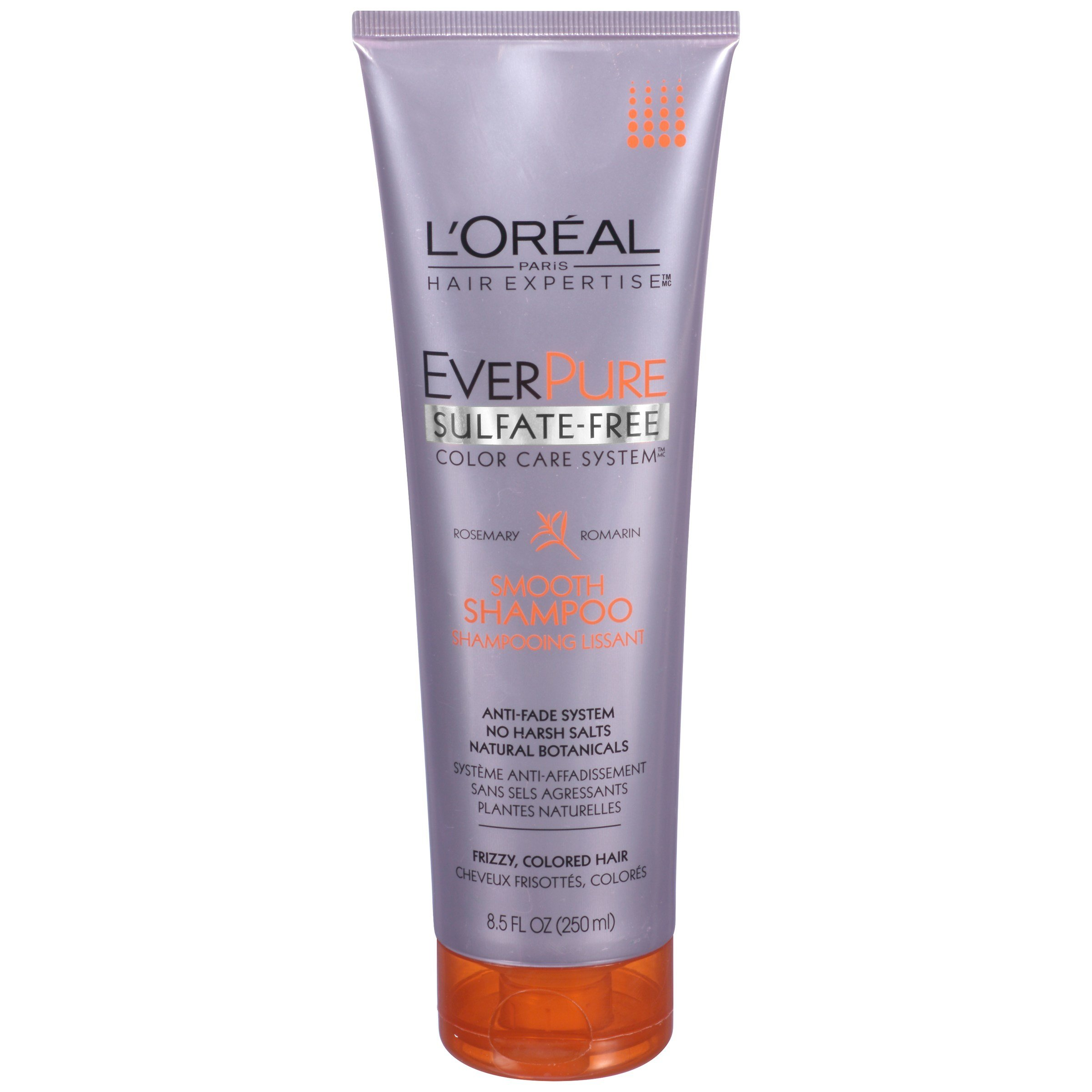 The Best L Oreal Paris Sulfate Free Color Care System Rosemary Smooth Shampoo 8 5 Fl Oz Tube Beauty Pictures