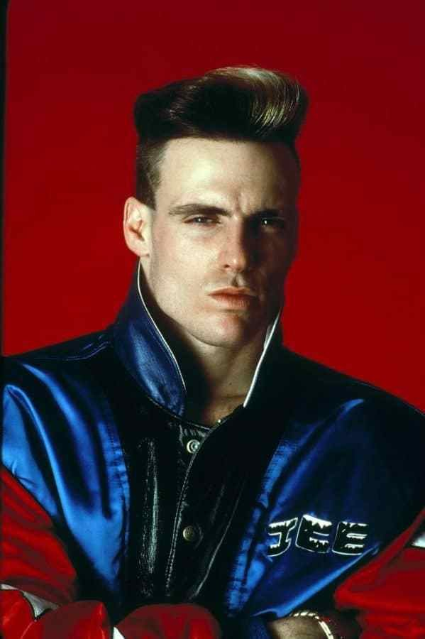 The Best Vanilla Ice Hair High Top Fade Short Hairstyle – Cool Pictures