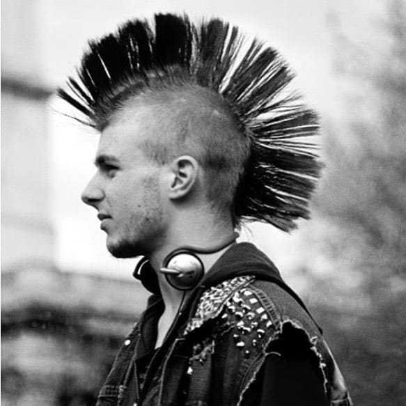 The Best How To Rock With A Punk Hairstyle A Quick Quide With Top 25 Styles Pictures