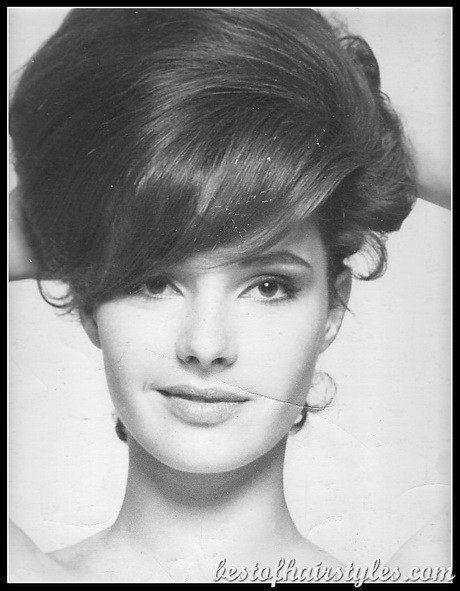 The Best 1960 Hairstyles For Women Pictures