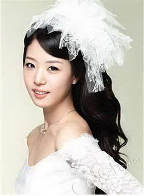 The Best Asian Wedding Hairstyles For Long Hair Pictures