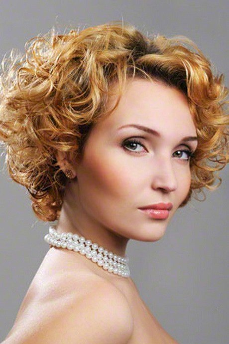 The Best Best Short Hairstyles For Curly Hair Pictures