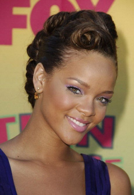 The Best Black Formal Hairstyles Pictures