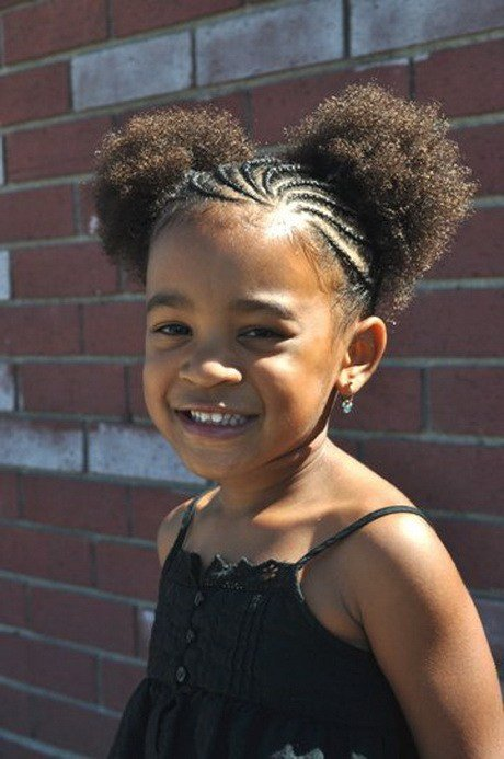 The Best Black Hairstyles Kids Pictures