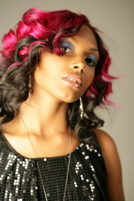 The Best Black Hairstyles With Tracks Pictures