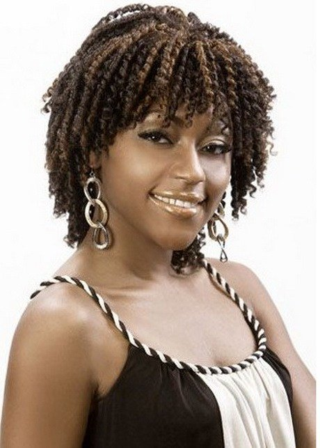 The Best Black Twist Hairstyles Pictures