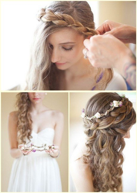 The Best Bridal Hairstyles For Thin Hair Pictures