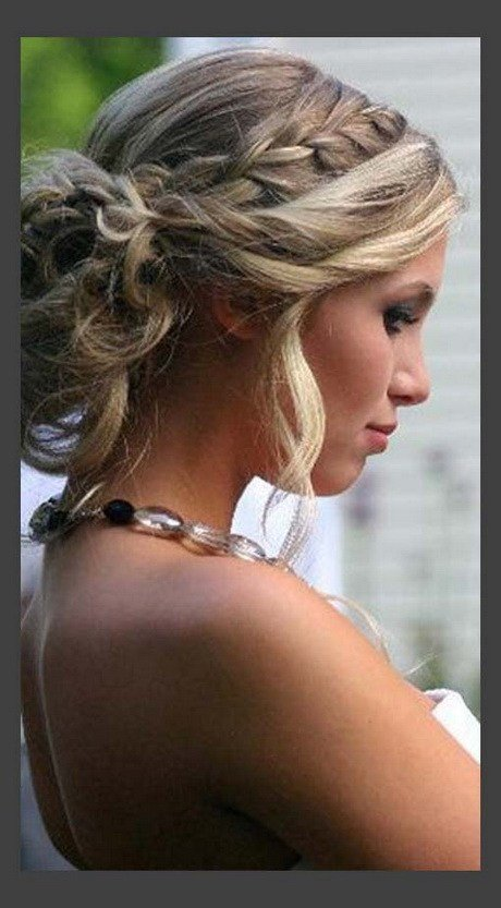 The Best Bridal Hairstyles Medium Length Hair Pictures