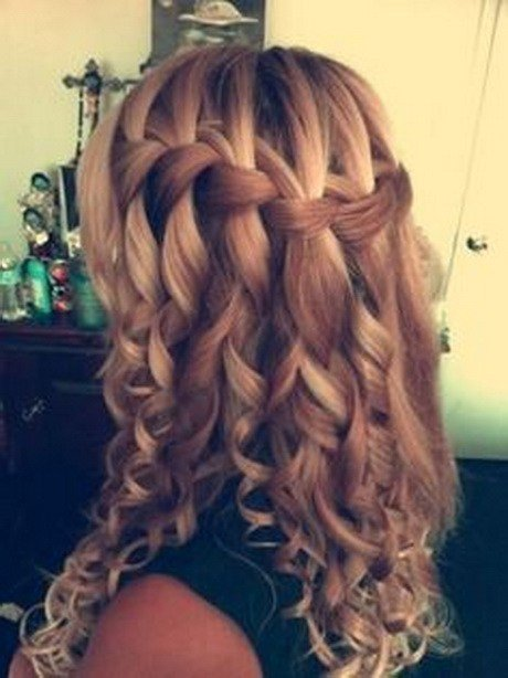 The Best Dance Hairstyles For Long Hair Pictures