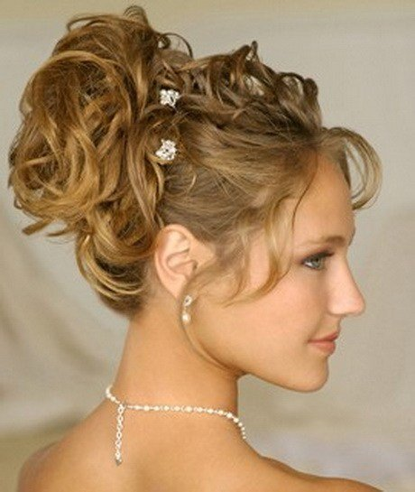 The Best Easy To Do Curly Hairstyles Pictures