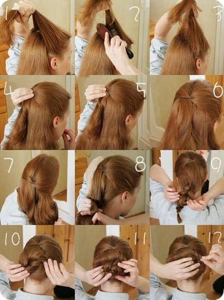 The Best Easy To Do Hairstyles For Long Hair Pictures