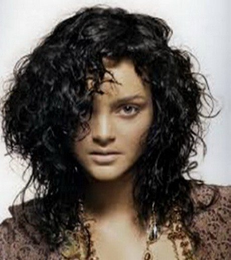 The Best Edgy Curly Hairstyles Pictures