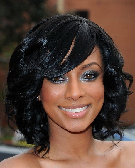 The Best Feathered Hairstyles For Black Women Pictures