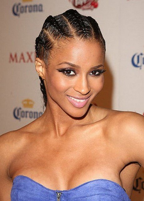 The Best French Braid Hairstyles For Black Girls Pictures