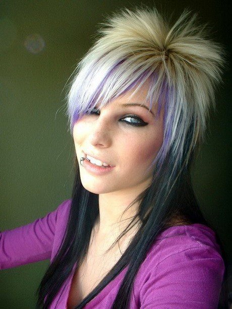 The Best Funky Long Hairstyles Pictures