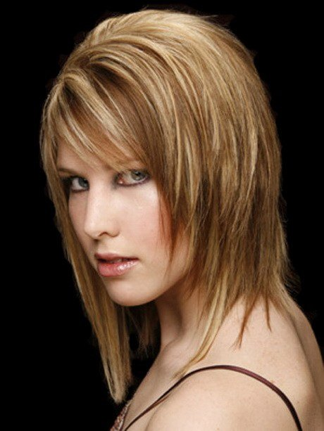 The Best Ideas For Medium Length Hairstyles Pictures