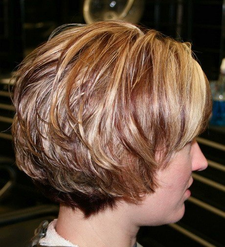 The Best Layered Wedge Haircut Pictures