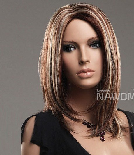 The Best Medium Haircuts And Color Pictures