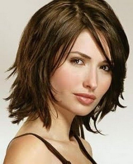 The Best Medium Length Layered Haircuts For Thick Hair Pictures