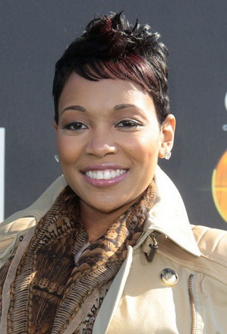 The Best Monica Short Hair Styles Pictures