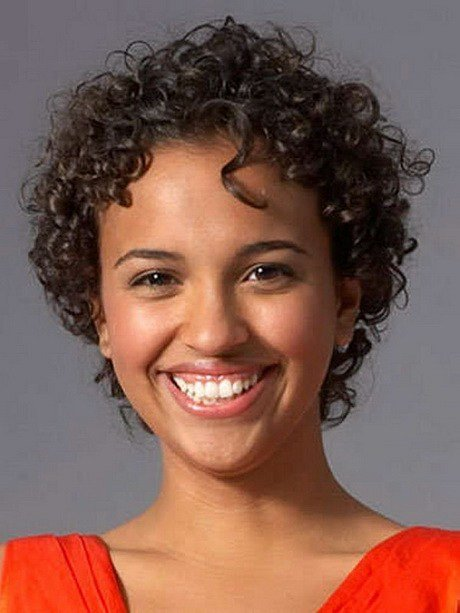 The Best Natural Curly Short Hair Styles Pictures