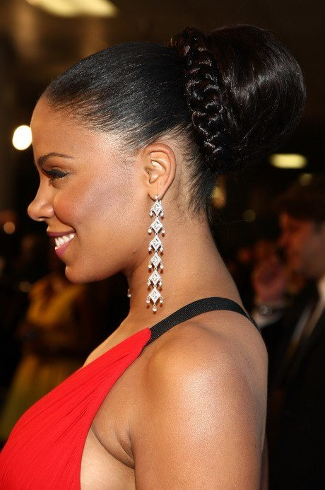 The Best Prom Hairstyles For Black Women Pictures
