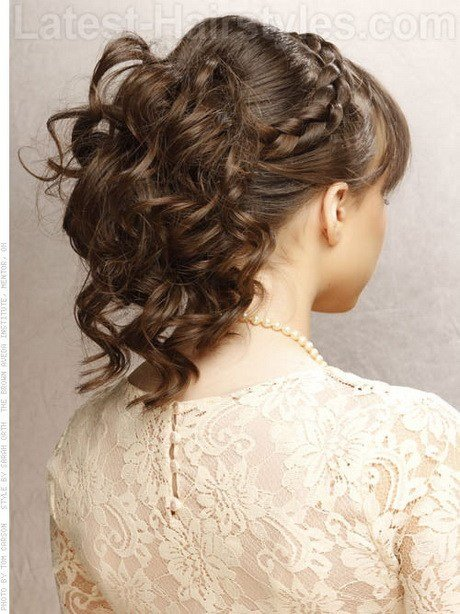 The Best Prom Hairstyles For Layered Hair Pictures