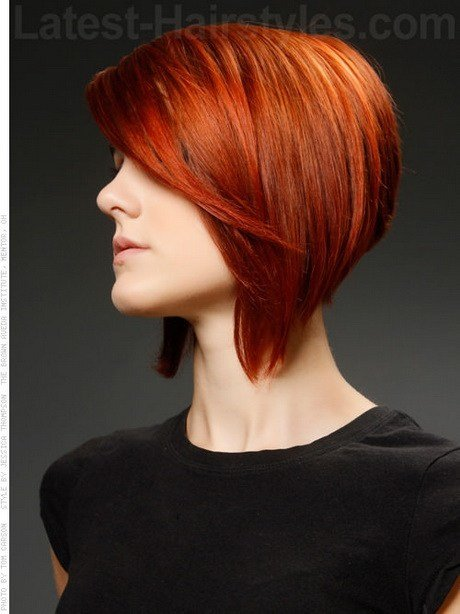The Best Short A Line Haircuts Pictures