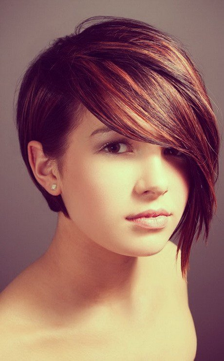 The Best Short Hair Styles For Teenage Girls Pictures