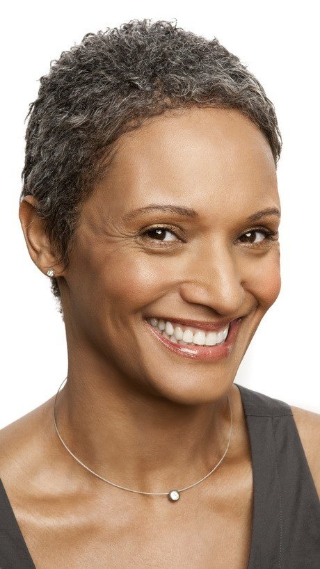 The Best Short Haircuts For Black Women Over 50 Pictures