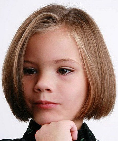 The Best Short Haircuts For Kids Girls Pictures