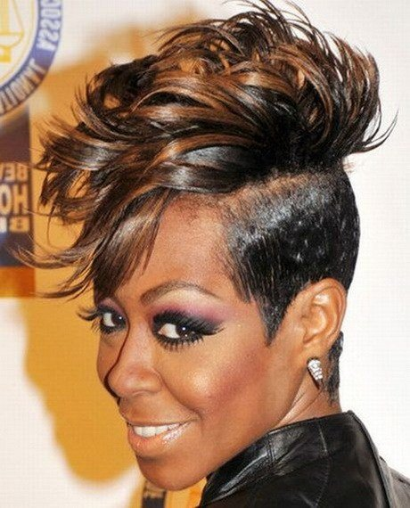 The Best Short Mohawk Hairstyles For Women Pictures