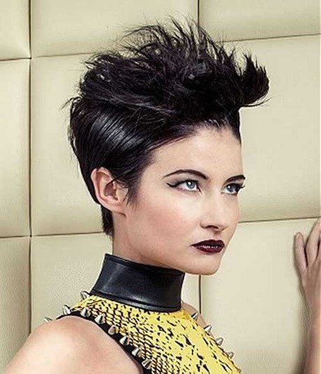 The Best Short Spikey Hairstyles For Black Women Pictures
