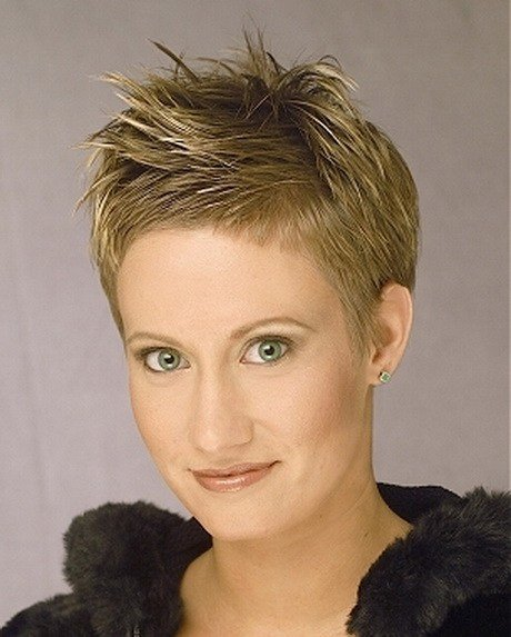 The Best Short Spikey Hairstyles For Women Over 50 Pictures
