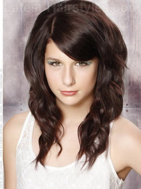 The Best Teased Hairstyles For Long Hair Pictures