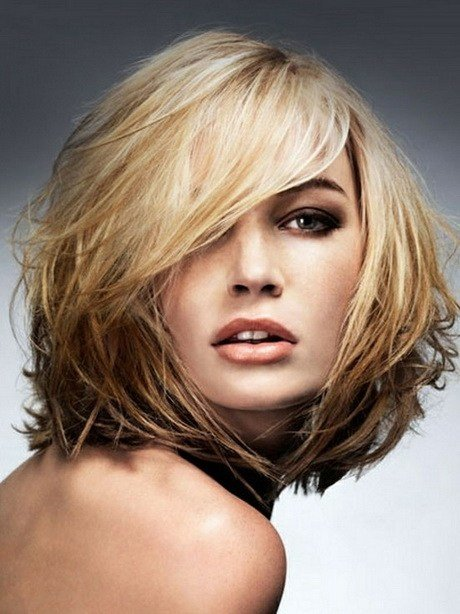 The Best Trendy Shoulder Length Haircuts Pictures