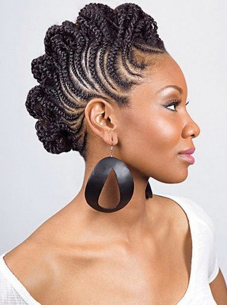The Best Twist Braid Hairstyles For Black Women Pictures