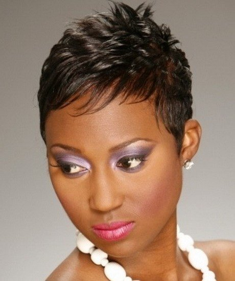 The Best Very Short Black Hairstyles Pictures