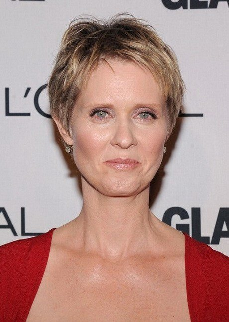 The Best Very Short Haircuts For Older Women Pictures